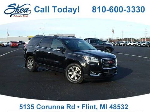2015 GMC Acadia for sale at Jamie Sells Cars 810 in Flint MI