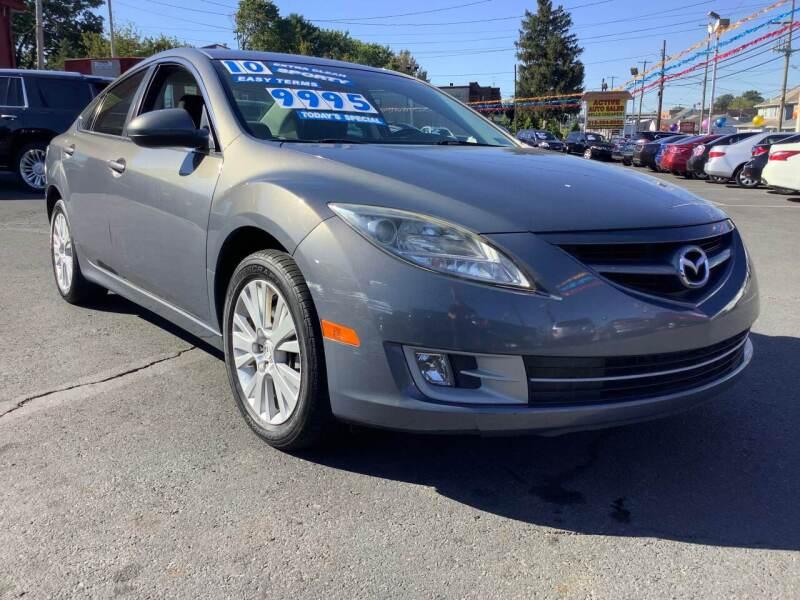 2010 Mazda MAZDA6 for sale at Active Auto Sales in Hatboro PA