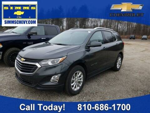 2019 Chevrolet Equinox for sale at Aaron Adams @ Simms Chevrolet in Clio MI