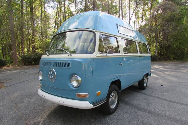 1971 Volkswagen Bus for sale at AUTO FOCUS in Greensboro NC