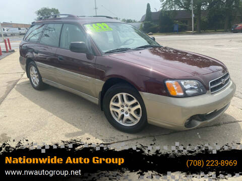 2000 Subaru Outback for sale at Nationwide Auto Group in Melrose Park IL