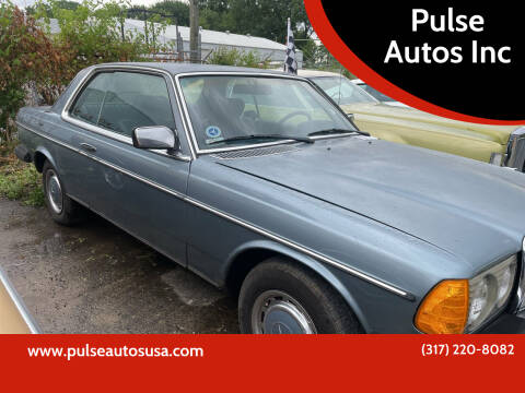 1978 Mercedes-Benz 280ce for sale at Pulse Autos Inc in Indianapolis IN