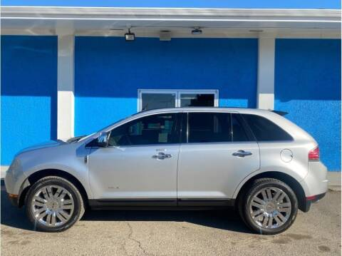 2010 Lincoln MKX for sale at Khodas Cars in Gilroy CA