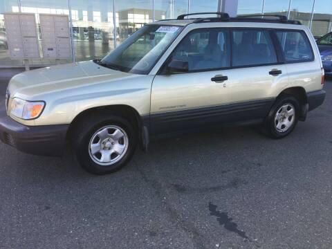2002 Subaru Forester for sale at Safi Auto in Sacramento CA