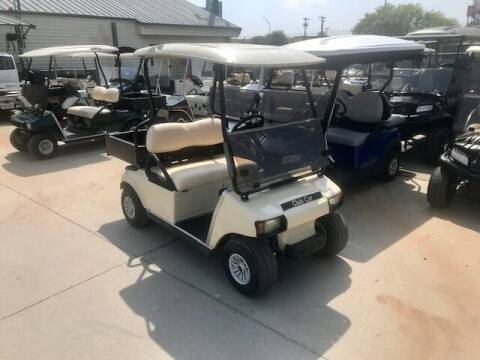 2003 Club Car Electric utility golf car for sale at METRO GOLF CARS INC in Fort Worth TX