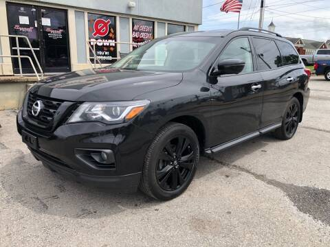 2018 Nissan Pathfinder for sale at Bagwell Motors Springdale in Springdale AR