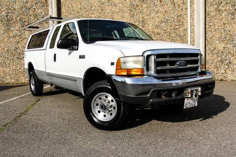 2000 Ford F-250 Super Duty for sale at Zen Auto Sales in Sacramento CA