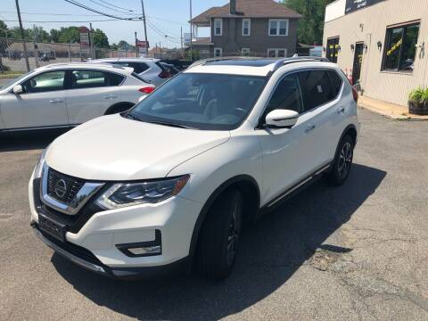 2017 Nissan Rogue for sale at New Look Auto Sales Inc in Indian Orchard MA
