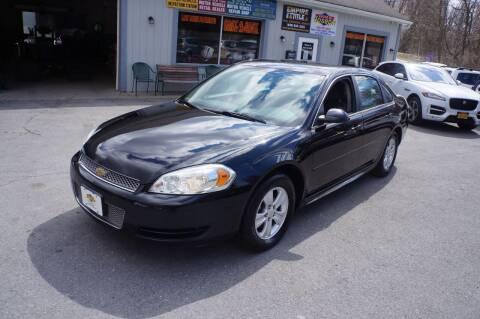 2014 Chevrolet Impala Limited for sale at Autos By Joseph Inc in Highland NY