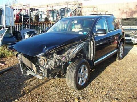 2004 Volkswagen Touareg for sale at East Coast Auto Source Inc. in Bedford VA