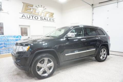 2012 Jeep Grand Cherokee for sale at Elite Auto Sales in Ammon ID