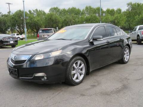 2013 Acura TL for sale at Low Cost Cars North in Whitehall OH
