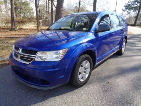 2012 Dodge Journey for sale at Liberty Motors in Chesapeake VA