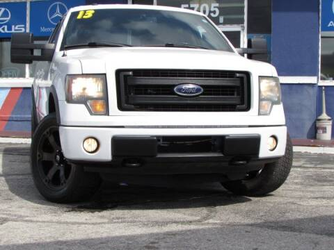 2013 Ford F-150 for sale at VIP AUTO ENTERPRISE INC. in Orlando FL