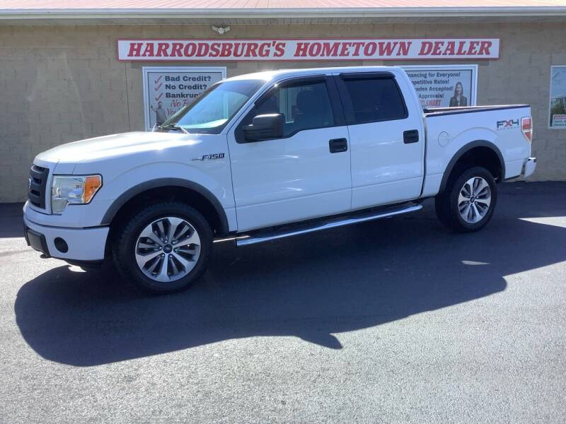 2010 Ford F-150 for sale at Auto Martt, LLC in Harrodsburg KY