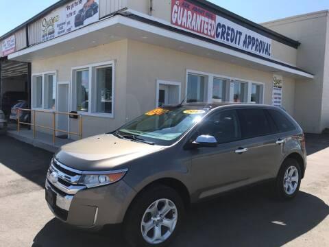 2013 Ford Edge for sale at Suarez Auto Sales in Port Huron MI