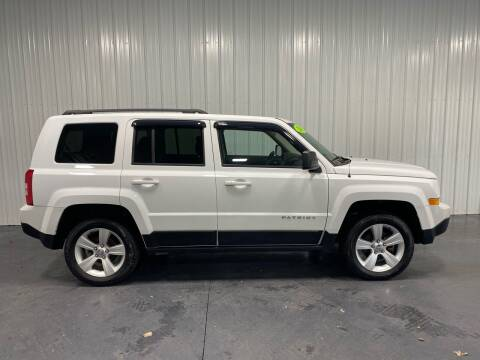 2014 Jeep Patriot for sale at ZoomAutoCredit.com in Elba NY