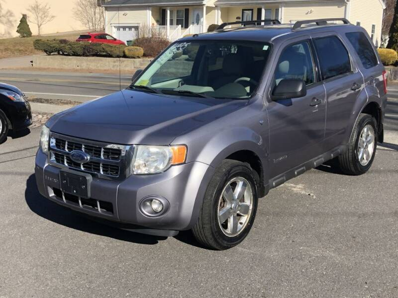 2008 Ford Escape for sale at LARIN AUTO in Norwood MA