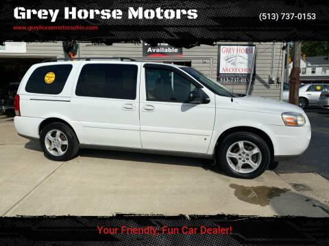 2006 Chevrolet Uplander for sale at Grey Horse Motors in Hamilton OH