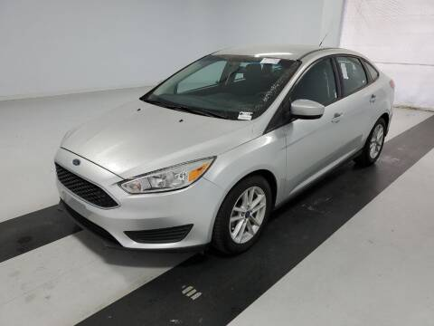 2018 Ford Focus for sale at A.I. Monroe Auto Sales in Bountiful UT