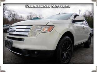 2007 Ford Edge for sale at Rockland Automall - Rockland Motors in West Nyack NY