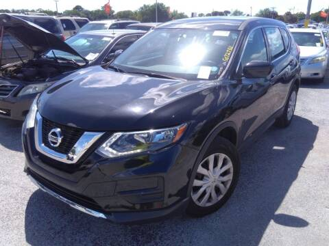 2017 Nissan Rogue for sale at AUTO ALLIANCE LLC in Miami FL