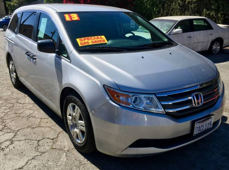 2013 Honda Odyssey for sale at Eden Motor Group in Los Angeles CA