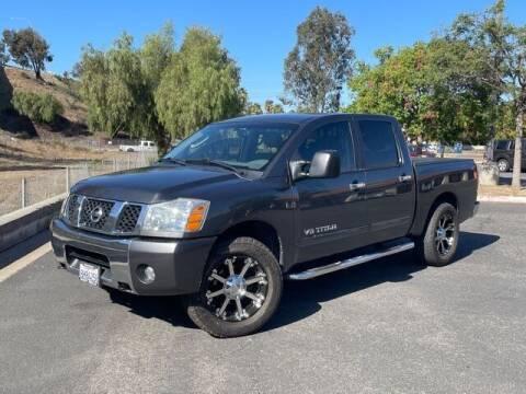 2007 Nissan Titan for sale at Auto Advantage in Escondido CA