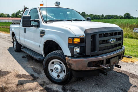 2008 Ford F-250 Super Duty for sale at Fruendly Auto Source in Moscow Mills MO