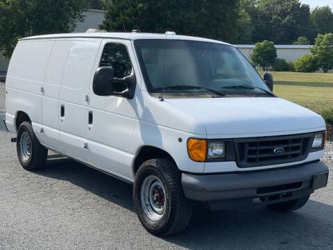 2007 Ford E-Series Cargo for sale at ECONO AUTO INC in Spotsylvania VA