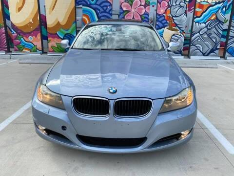 2010 BMW 3 Series for sale at Delta Auto Alliance in Houston TX