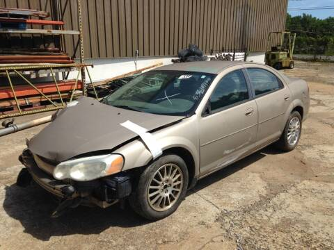 2004 Chrysler Sebring for sale at ASAP Car Parts in Charlotte NC