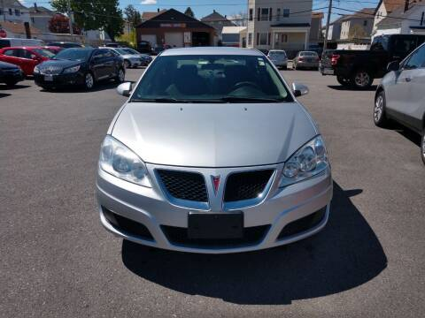 2010 Pontiac G6 for sale at A J Auto Sales in Fall River MA