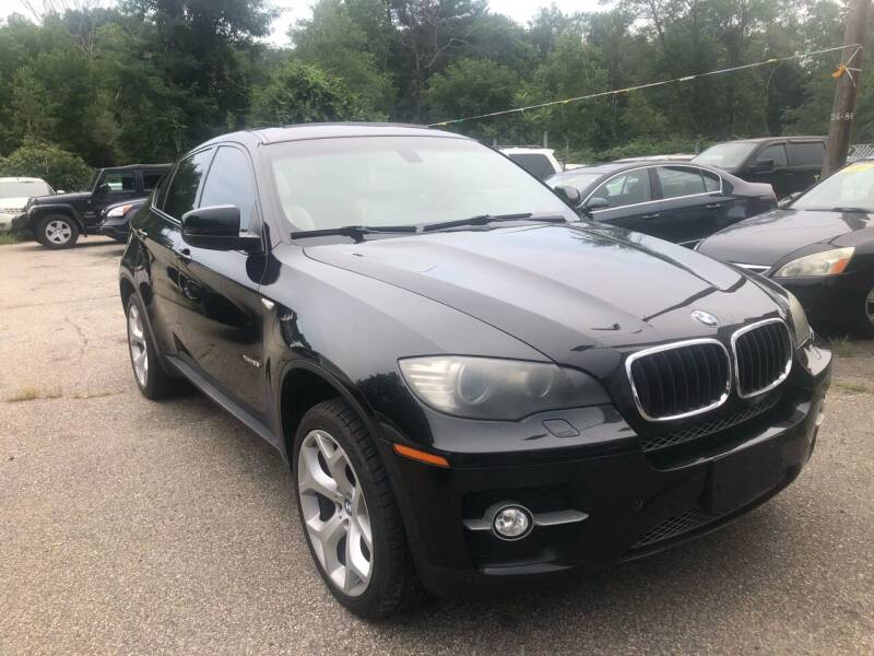 2008 BMW X6 for sale at Royal Crest Motors in Haverhill MA