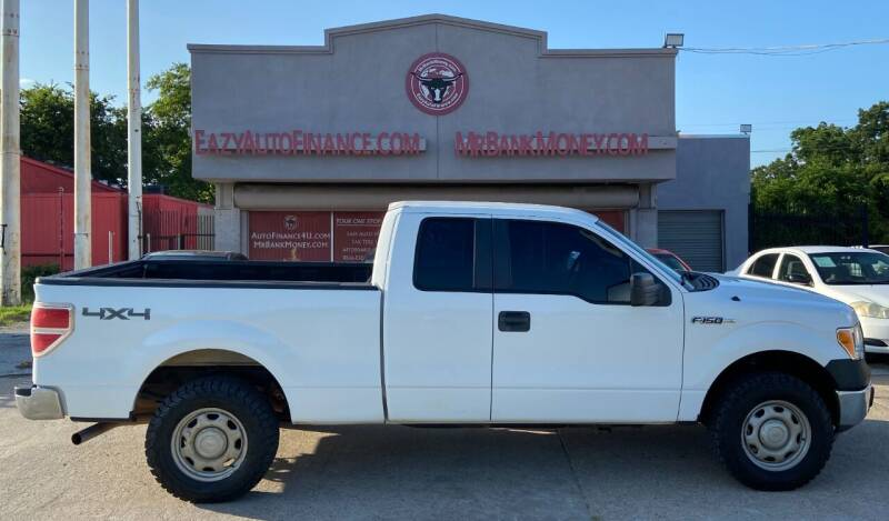 2011 Ford F-150 for sale at Eazy Auto Finance in Dallas TX