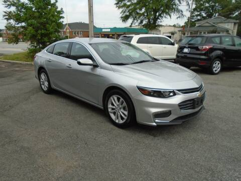 2018 Chevrolet Malibu for sale at AutoStar Norcross in Norcross GA