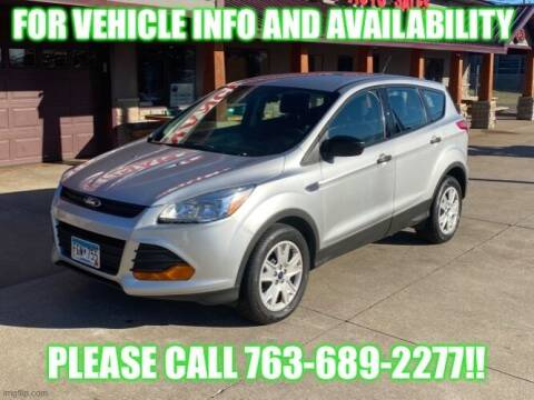 2014 Ford Escape for sale at Affordable Auto Sales in Cambridge MN