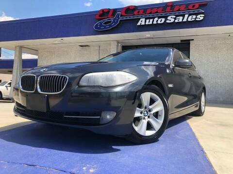2011 BMW 5 Series for sale at Global Imports Auto Sales in Buford GA