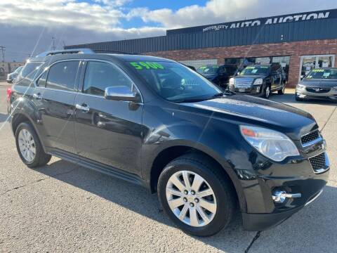 2011 Chevrolet Equinox for sale at Motor City Auto Auction in Fraser MI