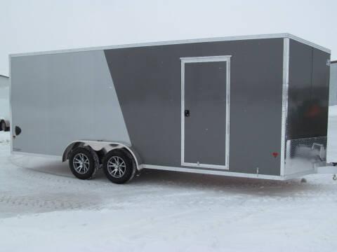 2020 EZ-HAULER 7.5 X 20 ATV HAULER for sale at Flaherty's Hi-Tech Motorwerks in Albert Lea MN