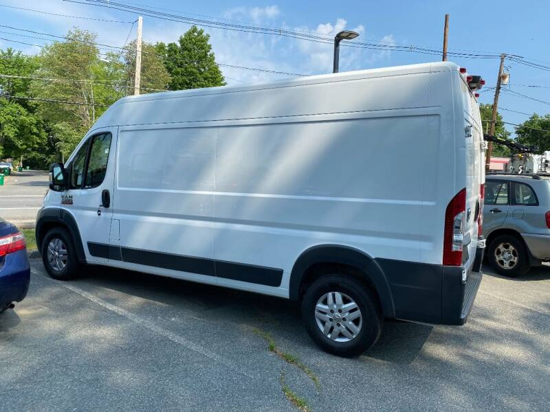 2016 RAM ProMaster Cargo for sale at Good Works Auto Sales INC in Ashland MA