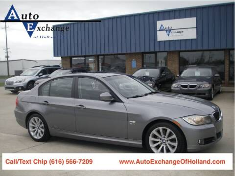2009 BMW 3 Series for sale at Auto Exchange Of Holland in Holland MI