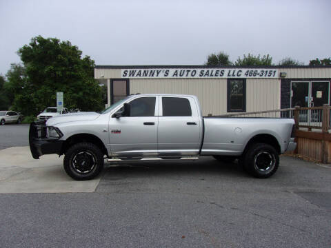 2012 RAM Ram Pickup 3500 for sale at Swanny's Auto Sales in Newton NC