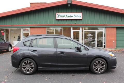 2012 Subaru Impreza for sale at Gentry Auto Sales in Portage MI