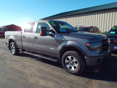 2013 Ford F-150 for sale at G & K Supreme in Canton SD