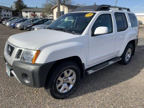 2009 Nissan Xterra for sale at CHRISTIAN AUTO SALES in Anoka MN