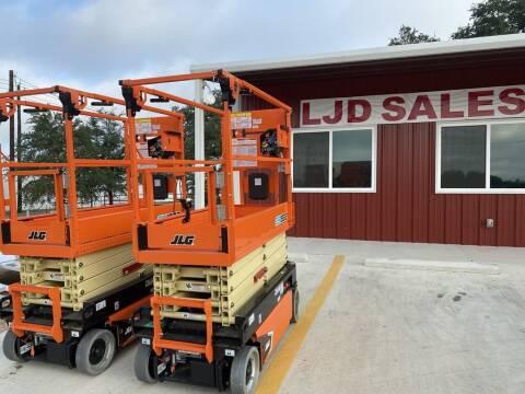 2021 JLG  - ES1932 - SCISSOR for sale at LJD Sales in Lampasas TX
