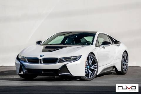 2015 BMW i8 for sale at Nuvo Trade in Newport Beach CA