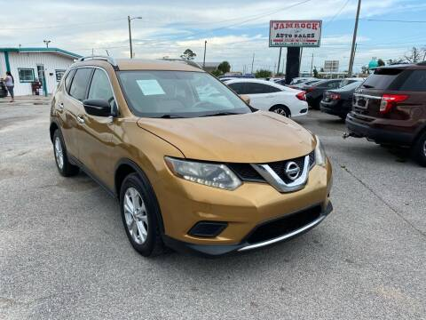 2014 Nissan Rogue for sale at Jamrock Auto Sales of Panama City in Panama City FL