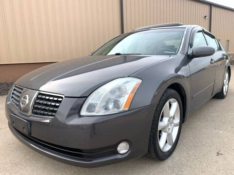 2006 Nissan Maxima for sale at Prime Auto Sales in Uniontown OH